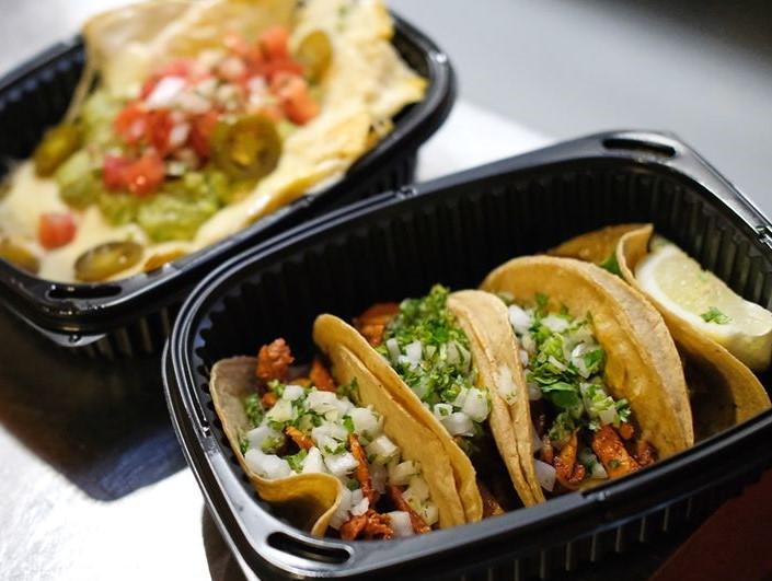 Comida mexicana a domicilio