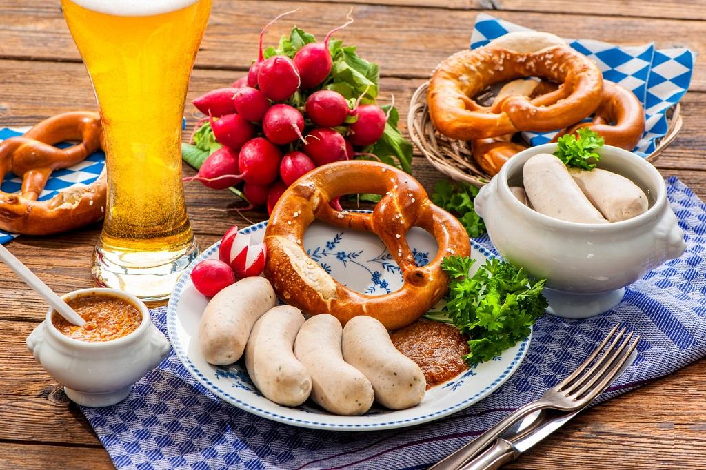 Desayunos en alemania
