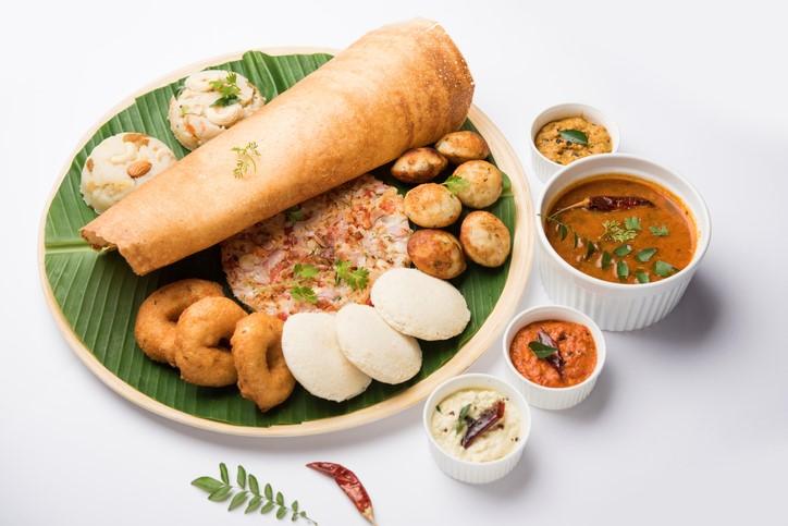 Desayunos de la India