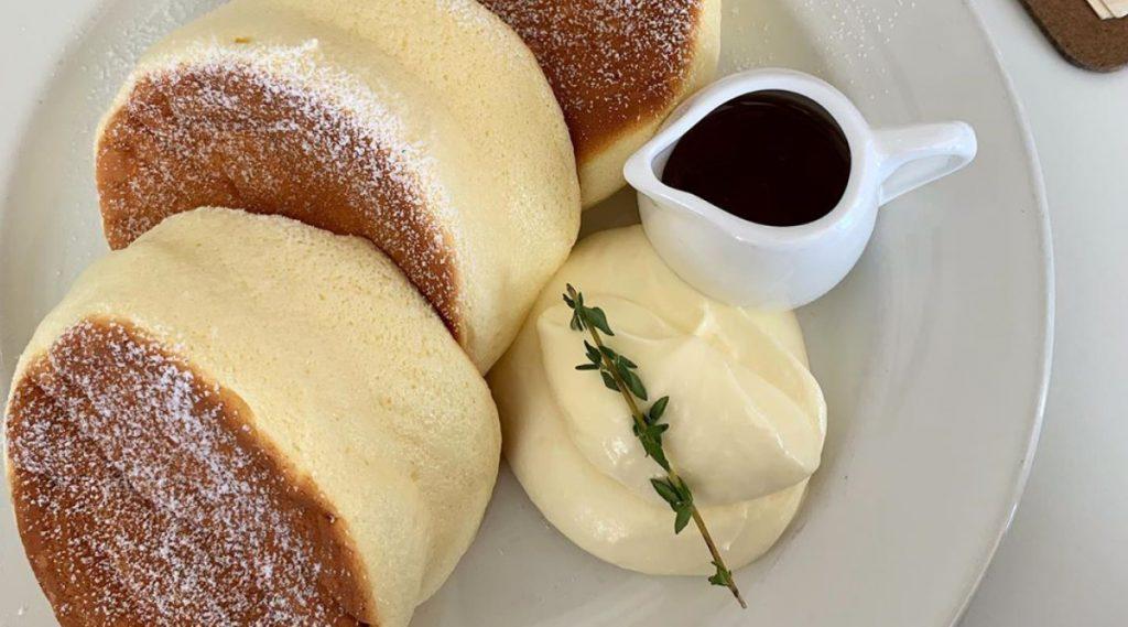 Hot cakes esponjosos