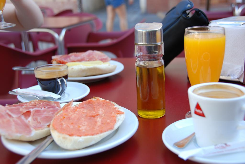 Desayunos españoles
